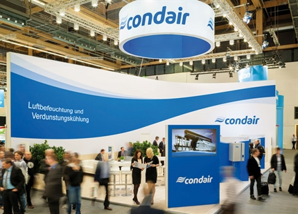 Condair's exhibitions and events